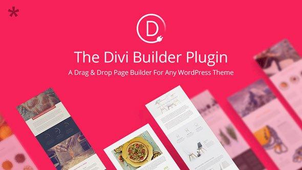 Divi Builder v4.0.11 - Drag & Drop Page Builder Plugin