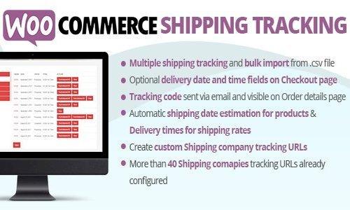 WooCommerce Shipping Tracking v23.9