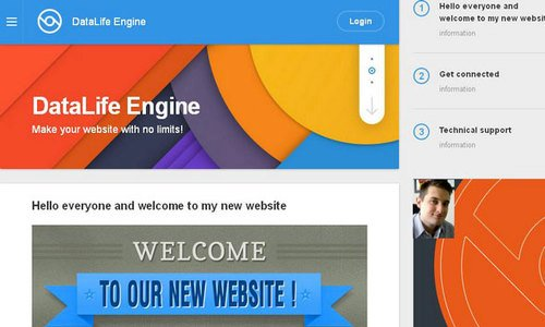 DataLife Engine v12.0 - A Content Management System