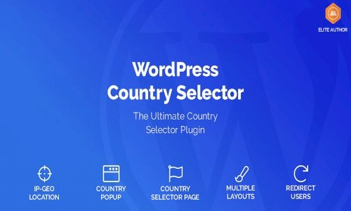 Wordpress Country Selector v1.5.7