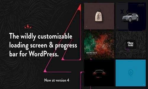 PageLoader v4.0 - Loading Screen and Progress Bar