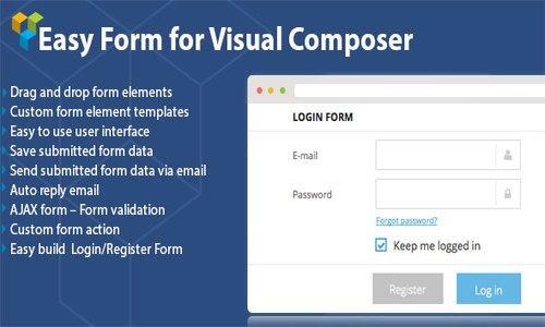 DHVC Form v2.2.39 - Wordpress Form for WPBakery Page Builder