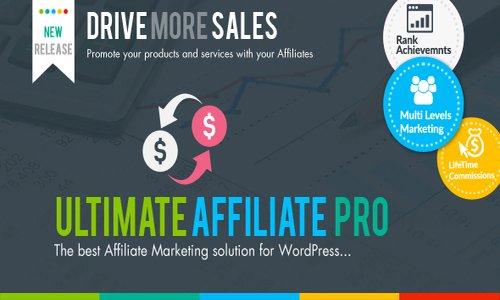 Ultimate Affiliate Pro WordPress Plugin v5.9