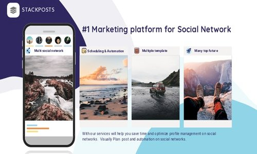 Stackposts v7.0.1 - Social Marketing Tool - nulled