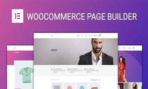 WooCommerce Page Builder For Elementor v1.1.5.2