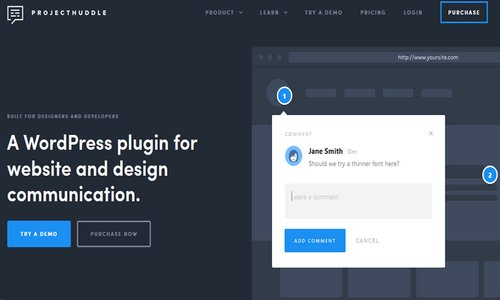 ProjectHuddle v3.9.1.4 - Organized Client Feedback