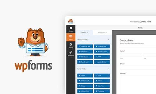 WPForms Pro v1.6.0 + Add-Ons Pack